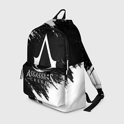 Рюкзак ASSASSINS CREED цвета 3D-принт — фото 1