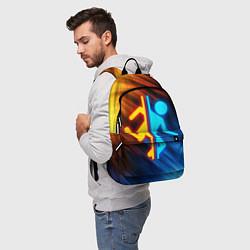 Рюкзак PORTAL цвета 3D — фото 2