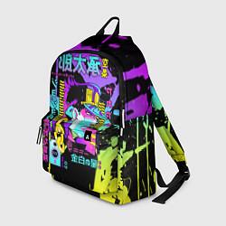 Рюкзак JoJo Bizarre Adventure цвета 3D-принт — фото 1