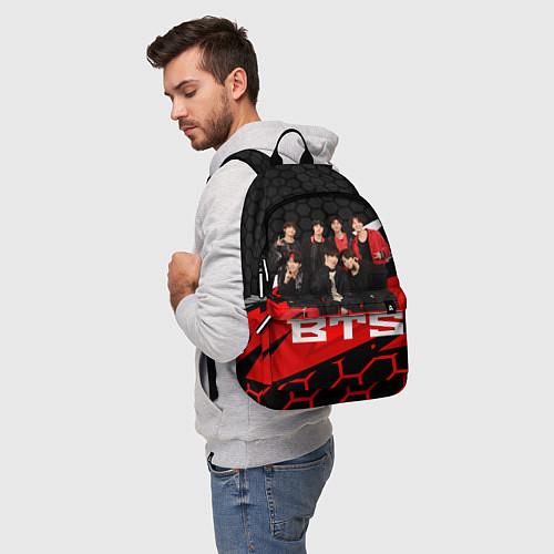 Рюкзак BTS / 3D – фото 5