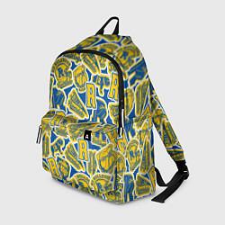 Рюкзак RIVERDALE цвета 3D — фото 1