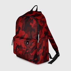 Рюкзак RED MILITARY цвета 3D-принт — фото 1
