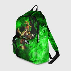 Рюкзак Черепашки-ниндзя цвета 3D — фото 1