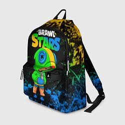 Рюкзак Leon Brawl Stars цвета 3D — фото 1