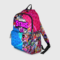 Рюкзак BRAWL STARS цвета 3D — фото 1