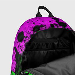 Рюкзак BRAWL STARS:8 BIT VIRUS цвета 3D — фото 2