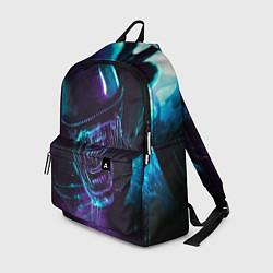 Рюкзак ЧУЖОЙ цвета 3D — фото 1