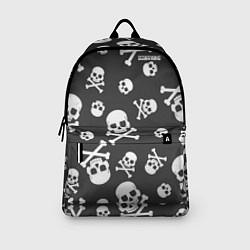 Рюкзак Scorpions цвета 3D-принт — фото 2