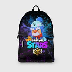 Городской рюкзак с принтом BRAWL STARS GALE, цвет: 3D, артикул: 10236772105601 — фото 2