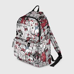 Рюкзак HELLTAKER цвета 3D — фото 1