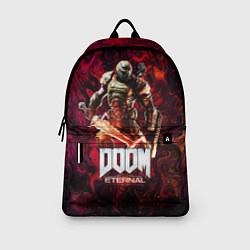 Рюкзак Doom Eternal Дум Этернал цвета 3D-принт — фото 2