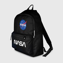 Рюкзак NASA НАСА цвета 3D-принт — фото 1