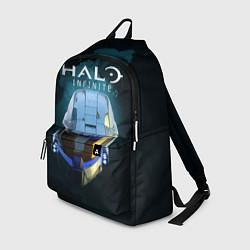 Рюкзак Halo Infinite цвета 3D-принт — фото 1