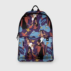 Рюкзак Aladdin цвета 3D-принт — фото 2