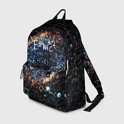 Рюкзак Формула Вселенной цвета 3D — фото 1