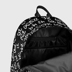 Рюкзак 1000-7 цвета 3D-принт — фото 2