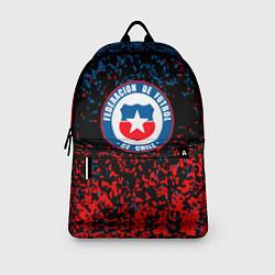 Рюкзак Сборная Чили цвета 3D — фото 2
