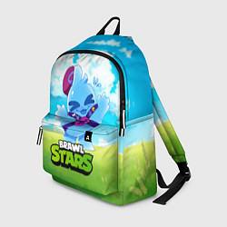 Рюкзак Сквик Squeak Brawl Stars цвета 3D — фото 1