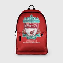 Рюкзак Liverpool цвета 3D-принт — фото 2