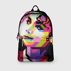Рюкзак Michael Jackson Art цвета 3D-принт — фото 2