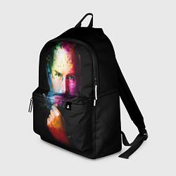 Рюкзак Стив Джобс цвета 3D — фото 1