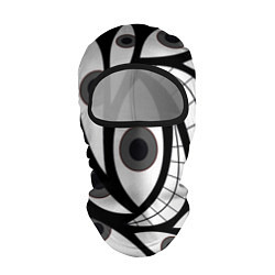 Балаклава Alchemist Eyes цвета 3D-черный — фото 1