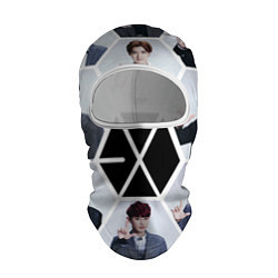 Балаклава EXO Boys цвета 3D-белый — фото 1