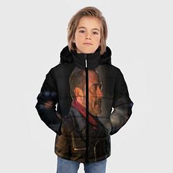 Куртка зимняя для мальчика New цвета 3D-черный — фото 2