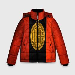 Куртка зимняя для мальчика Milan5 цвета 3D-черный — фото 1