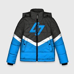 Куртка зимняя для мальчика CLG Uniform цвета 3D-черный — фото 1