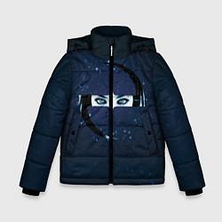 Куртка зимняя для мальчика Evanescence Eyes цвета 3D-черный — фото 1