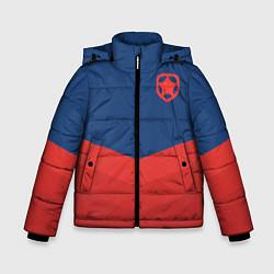 Куртка зимняя для мальчика Gambit eSports цвета 3D-черный — фото 1