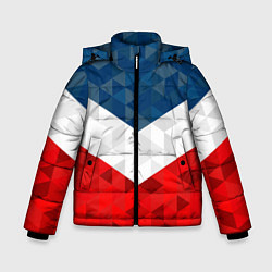 Куртка зимняя для мальчика Форма России - фото 1
