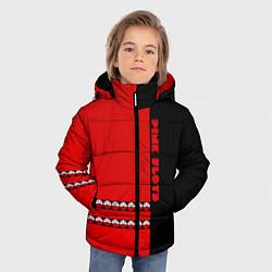 Куртка зимняя для мальчика Pink Floyd цвета 3D-черный — фото 2