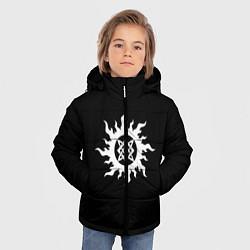 Куртка зимняя для мальчика Звезда Руси - фото 2