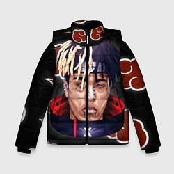 Куртка зимняя для мальчика XXXtentacion цвета 3D-черный — фото 1