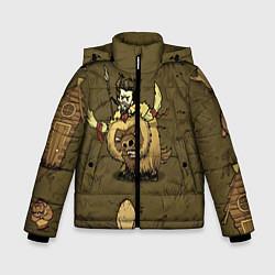 Куртка зимняя для мальчика Wild Wilson - фото 1