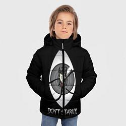 Куртка зимняя для мальчика Wilson Eye - фото 2