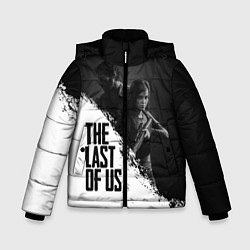 Куртка зимняя для мальчика The Last of Us: White & Black цвета 3D-черный — фото 1