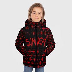 Куртка зимняя для мальчика Far Cry 5: Sinner цвета 3D-черный — фото 2