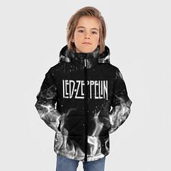 Куртка зимняя для мальчика LED ZEPPELIN - фото 2