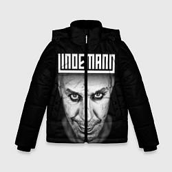 Куртка зимняя для мальчика LINDEMANN цвета 3D-черный — фото 1