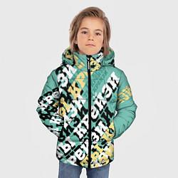 Куртка зимняя для мальчика Ты крейзи - фото 2