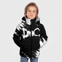 Куртка зимняя для мальчика DEVIL MAY CRY DMC цвета 3D-черный — фото 2