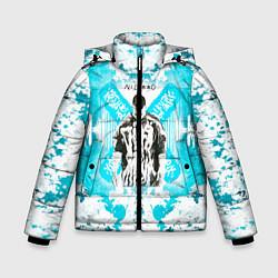 Детская зимняя куртка для мальчика с принтом NILETTO, цвет: 3D-черный, артикул: 10211069706063 — фото 1