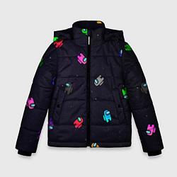 Зимняя куртка для мальчика Among Us