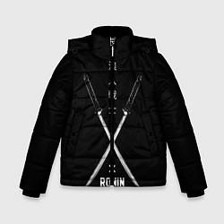 Куртка зимняя для мальчика Ronin цвета 3D-черный — фото 1