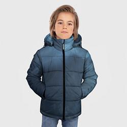Куртка зимняя для мальчика Дымчатый цвета 3D-черный — фото 2