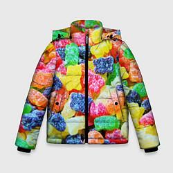 Зимняя куртка для мальчика Мармеладные мишки