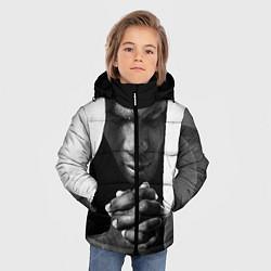 Куртка зимняя для мальчика Майк Тайсон - фото 2